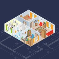 Wir erstellen Ihren 3D Grundriss