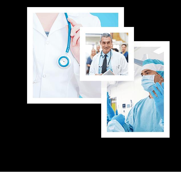 Webdesigner spezialisiert auf Ärzte
